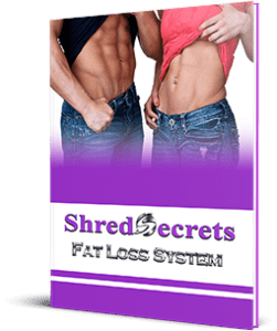 shred secrets fat loss review