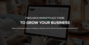 freelance marketplace wordpress theme