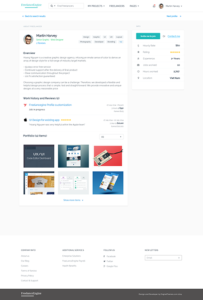 freelance marketplace wordpress theme demo 2