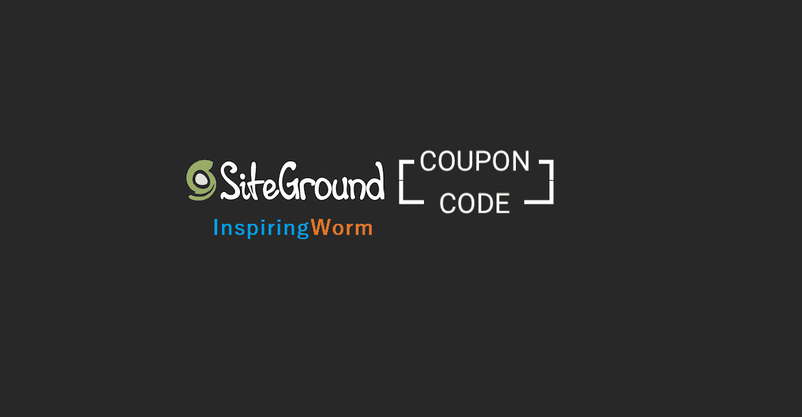 siteground promo code offer