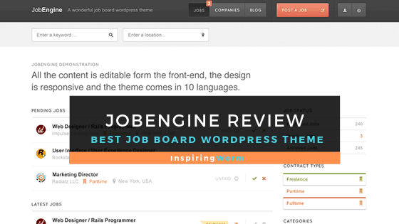 JoBEngine Review