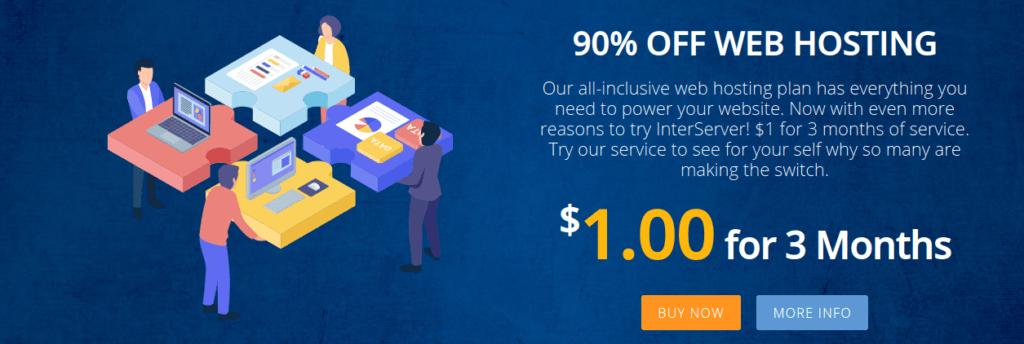 interserver hosting coupon deals