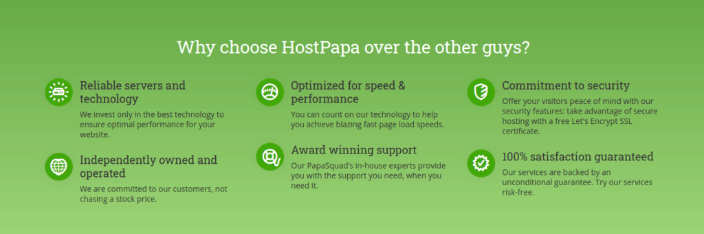 why hostpapa